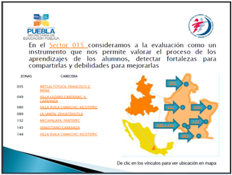 evaluación del Sector 2011 2012