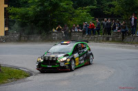 Simone Tempestini  Dorin Pulpea - Ford Fiesta R5