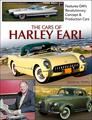 "PURCHASE ""The Cars of Harley Earl"""