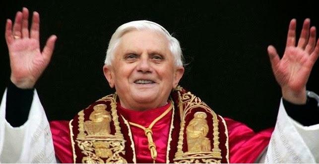 paus benediktus memecat pastur bejat pelecehan seksual anak gereja katolik