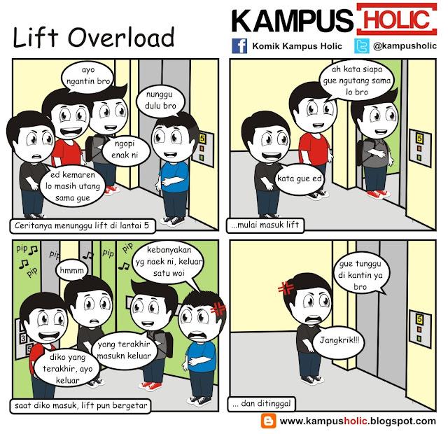 #272 Lift Overload