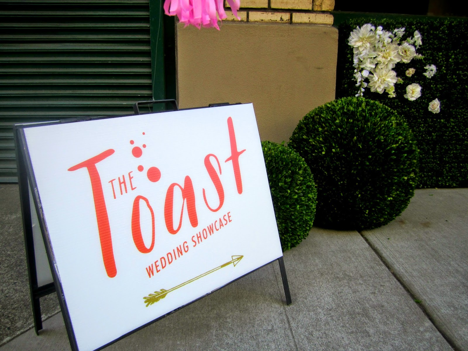 The Toast Wedding Showcase Portland Oregon
