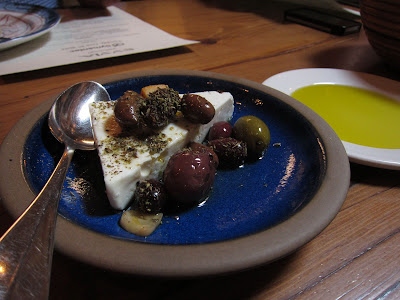 Epiros Feta at Evvia