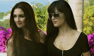Hermanas Vega, actrices