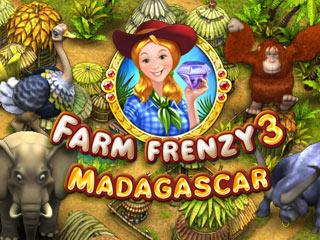 Free Download Farm Frenzy 3 Madagascar Application or Games Full