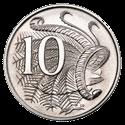 Australian 10 cents