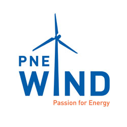 PNE WIND, a German wind power company