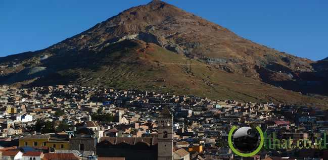 Potosi di Bolivia
