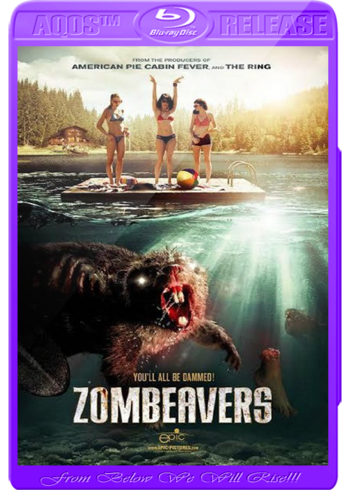 Zombeavers (2014) BRRip XviD-AQOS