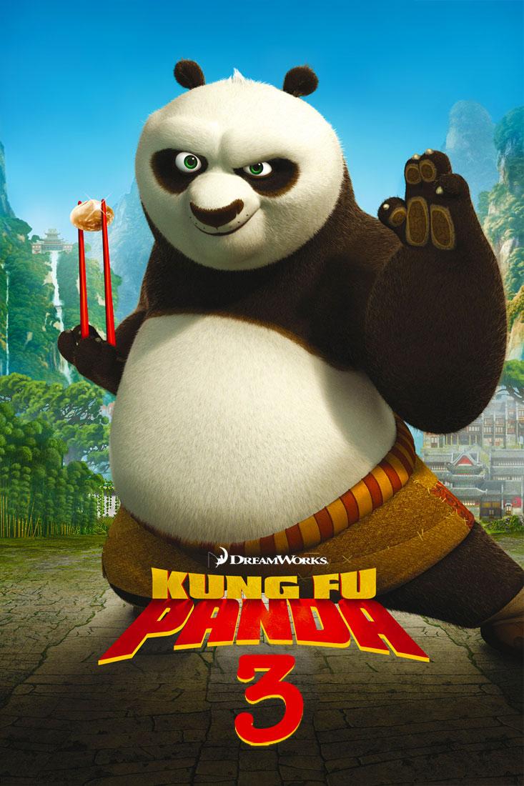 Phim  Công phu gấu trúc 3-Kung Fu Panda 3 Full HD