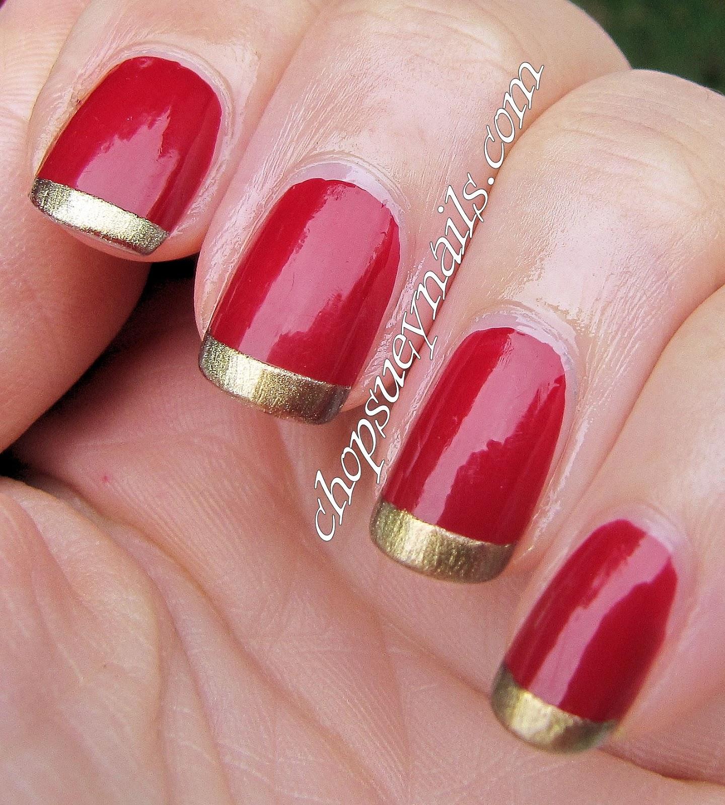 Chop Suey Nails