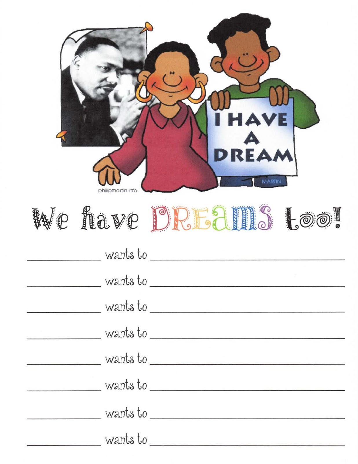 I Have A Dream Essay Examples