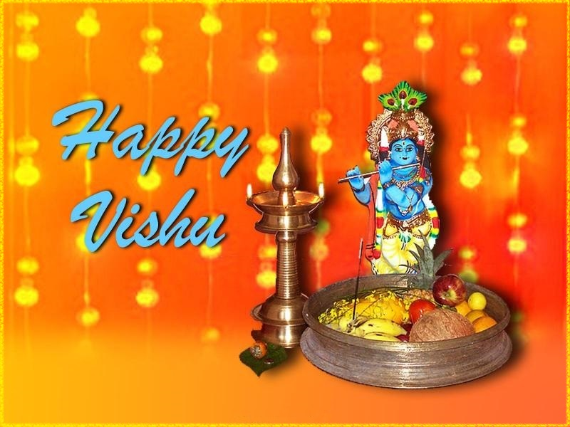 Top Collection of Happy Vishu Photo Gallery, Images, Pics - Festival ...