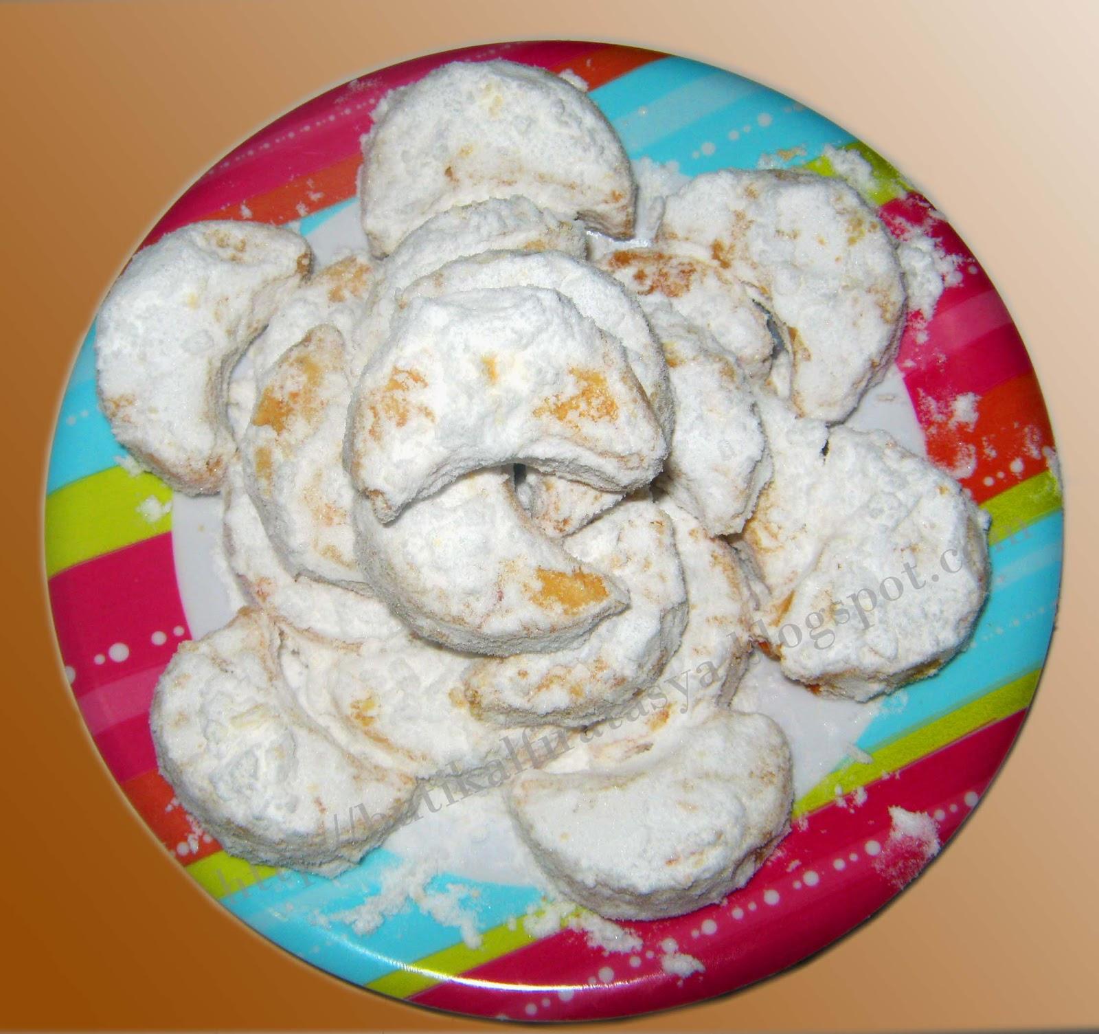 Butik Alfiratasya: Kue Kering Empat Kombinasi