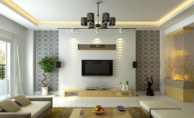 Simple Living Room Designs and Decorating Ideas
