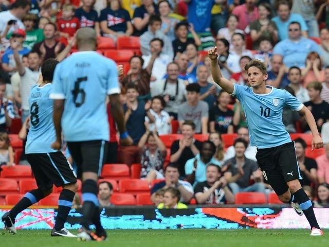 URUGUAY EN LONDRES 2012