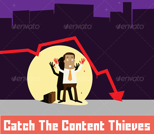 Find The Content Thieves Of Your Blog and Get Rid Of Them
