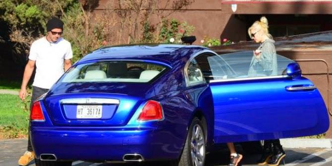 Gwen Stefani - Rolls-Royce