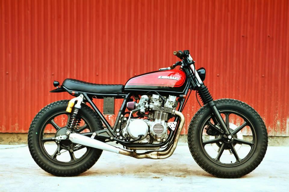 Kawasaki KZ650 By Herencia Custom