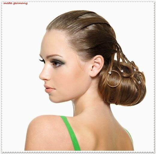 Frisuren für rundes Gesicht