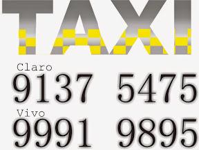 Número de taxi