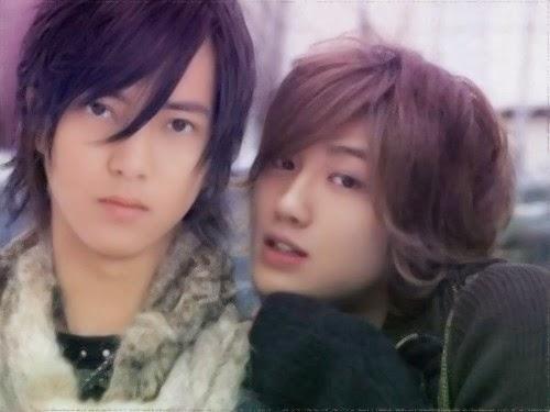 Yamashita and Akanishi