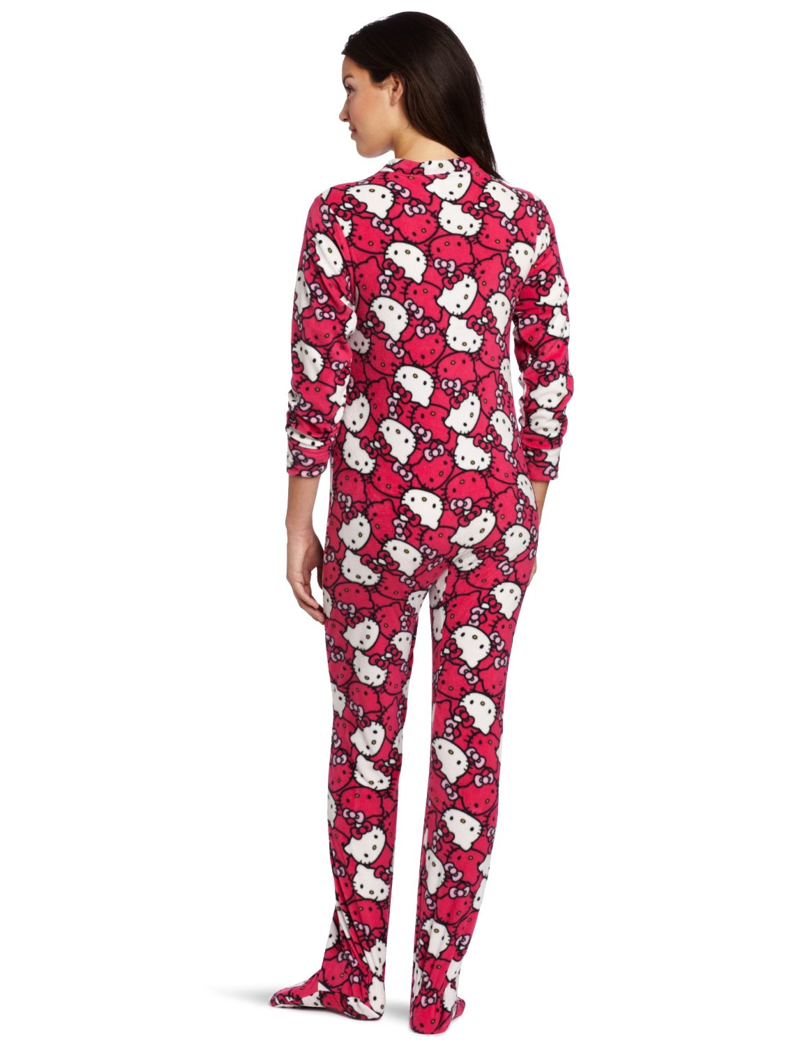 All adult onesies are available in Footed and Non-Footed options. Super soft and comfortable to maximize lazy lounging. See our wide variety of non-footed and footed onesie pajamas for men and women! Personalize Onesies. Embroider your onesies with text or your own art Learn More. These lazy features make sure that once you slide into.
