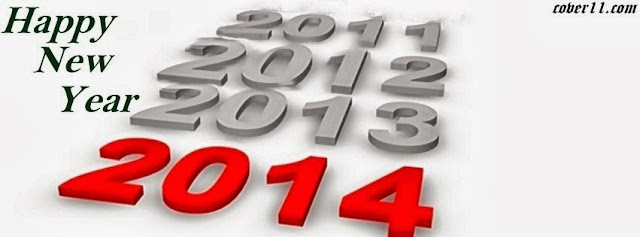 New Year 2014 FB Cover Photos