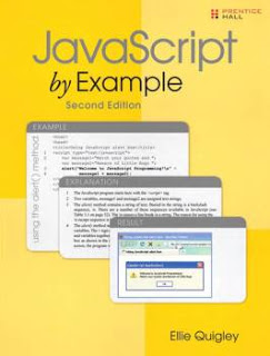 Free eBook JavaScript by Example By Ellie Quigley PDF Download is the easiest, most hands-on way to learn JavaScript. Legendary programming instructor Ellie Quigley has thoroughly updated her classic book to deliver the skills and information today's JavaScript users need most–including up-to-the-minute coverage of JavaScript programming constructs, CSS, Ajax, JSON, and the latest JavaScript libraries and best practices.   Paperback: 912 pages Publisher: Prentice Hall; 2 edition (October 15, 2010) File Format: PDF Language: English ISBN-10: 0137054890 ISBN-13: 978-0137054893