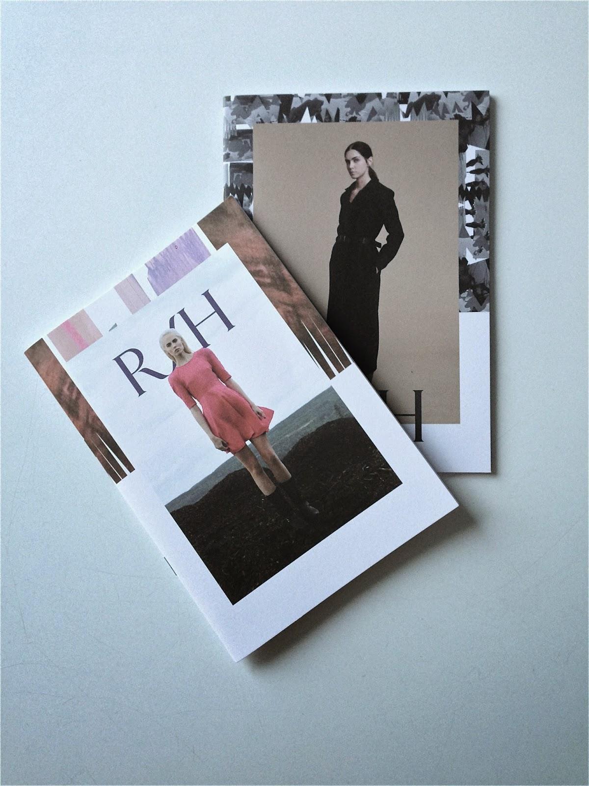 R/H Studio, R/H Store, White Lies, SS15
