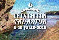 CAMPAMENTO TAICHI - VERANO 2016