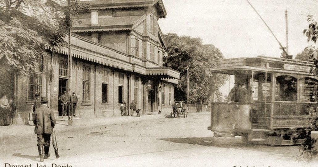 Metz avant en cartes postales anciennes et photos d autrefois cette ancienne gare de 1854 est - Garage route de thionville metz ...