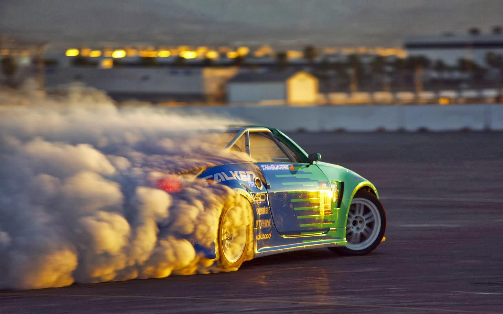 سوبارو+تفحيط+سيارات+اليابانية