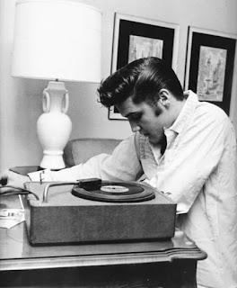 Elvis Presley & Vinilo