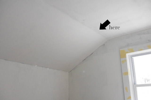 Painting rooms with slanted ceilings savvy layout ideas for Painting rooms with angled ceilings