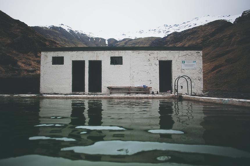abandoned pool iceland
