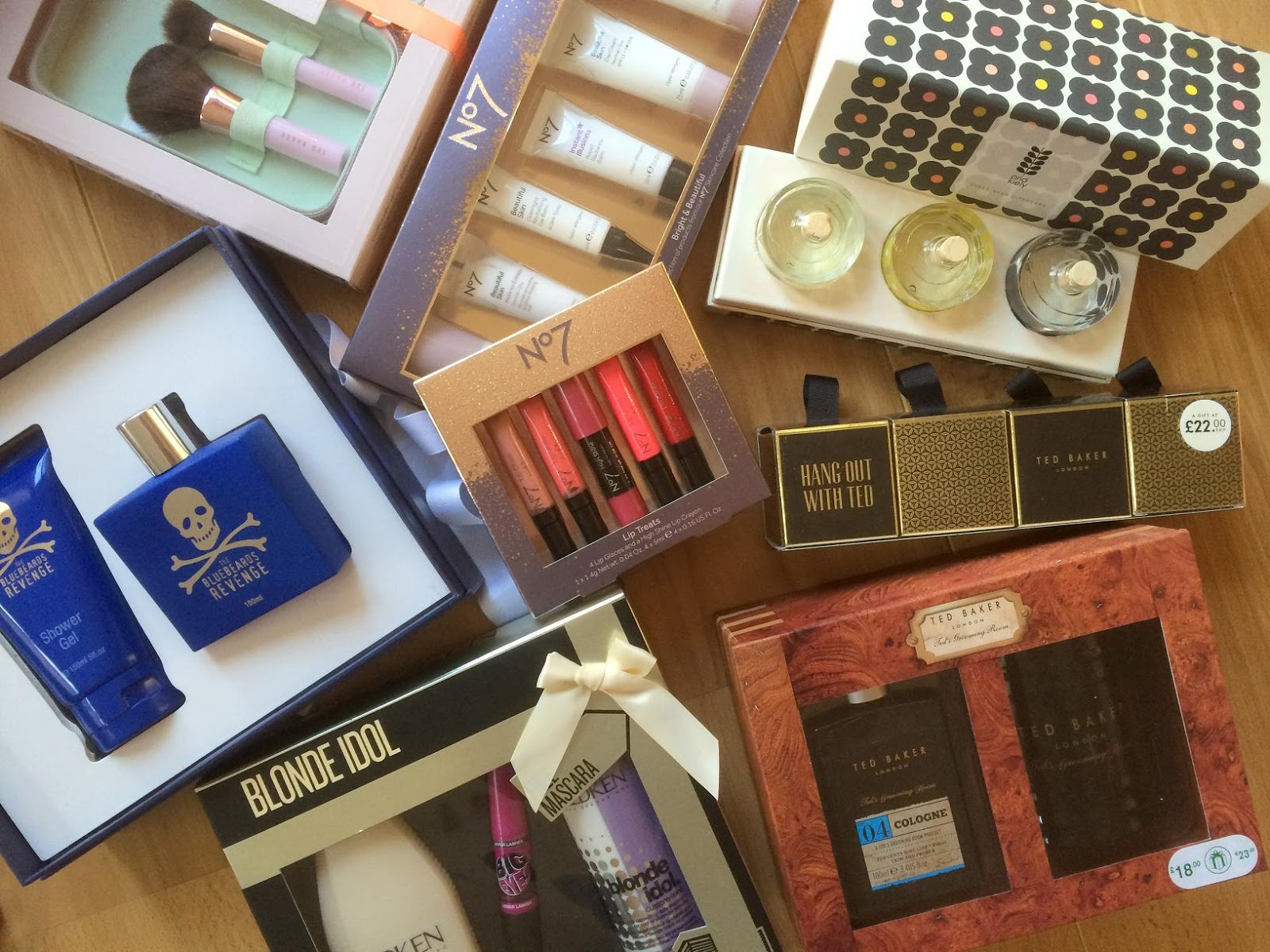 beauty gifts 2014