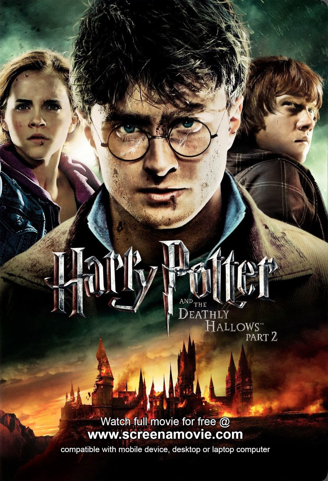 Harry Potter and the Deathly Hallows: Part 2 [Full Movie] # ...
