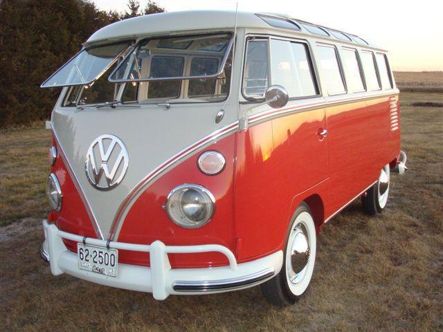 23 Window Kombi Van Autos Weblog