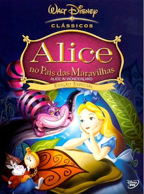 Filme Alice no País das Maravilhas (Alice in Wonderland 1951)   Dublado