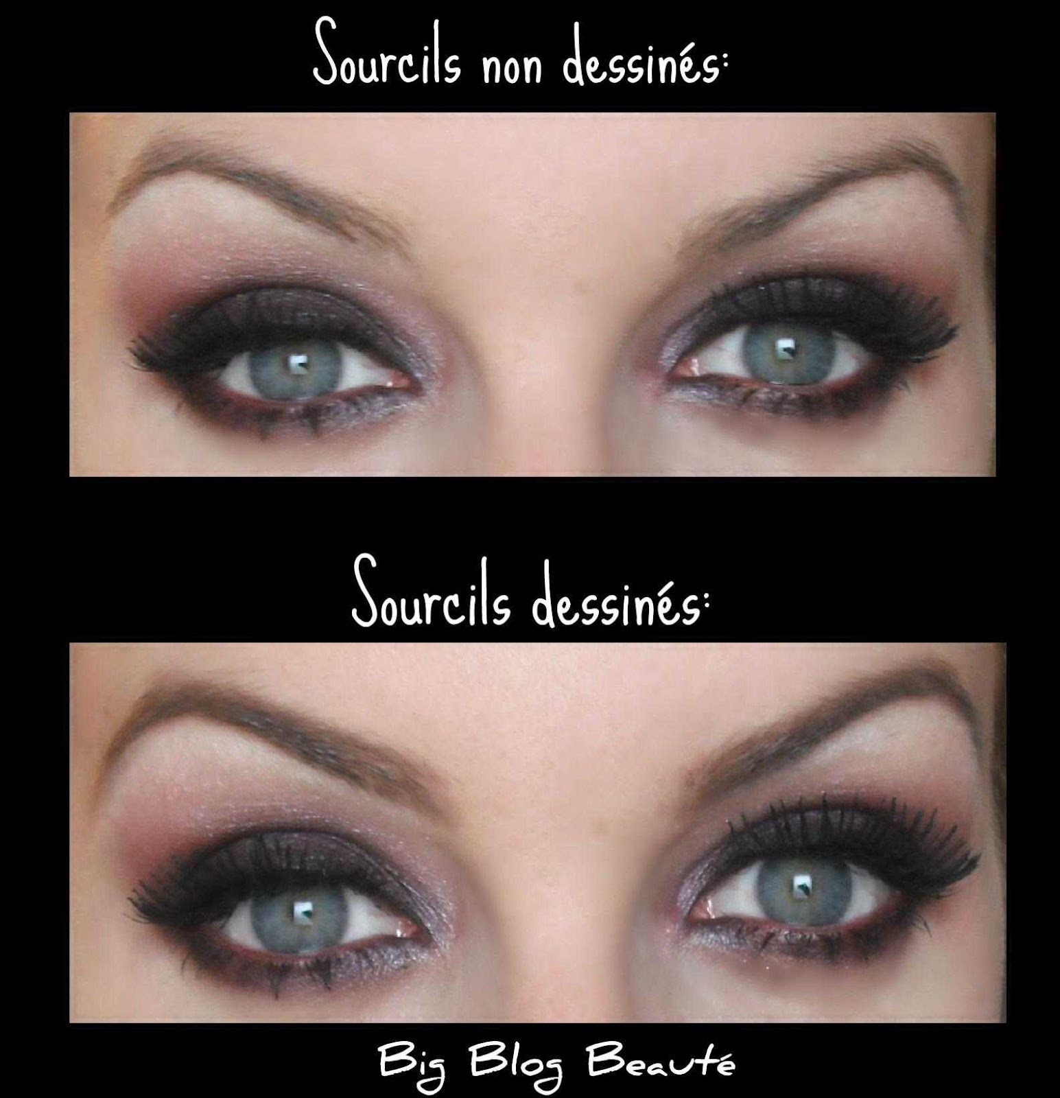 tuto maquillage sourcils ba93 jornalagora. Black Bedroom Furniture Sets. Home Design Ideas