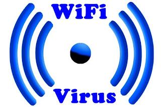 teknologi virus menyebar melalui jaringan wifi