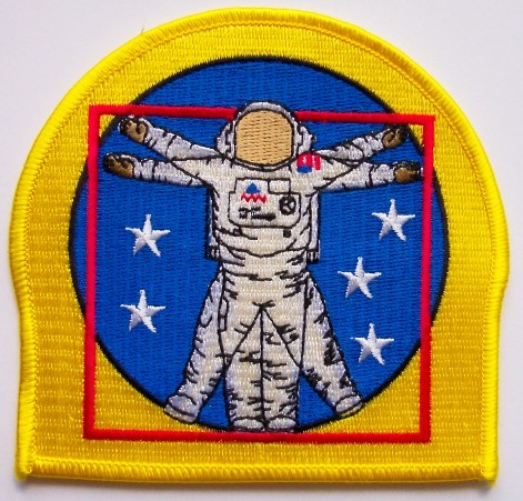 European Space Agency Sew//iron On Patch Badge NASA EESA