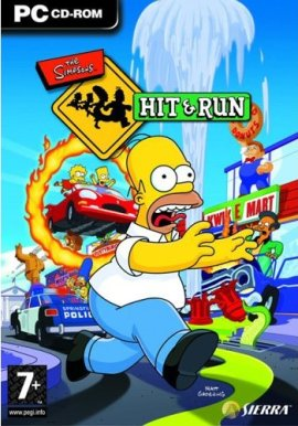 descargar los simpsons hit y run para pc