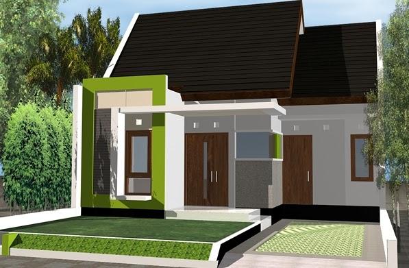 model rumah minimalis type 36 sederhana dan modern