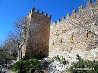 Torre Defensiva Castillo Capdepera Mallorca