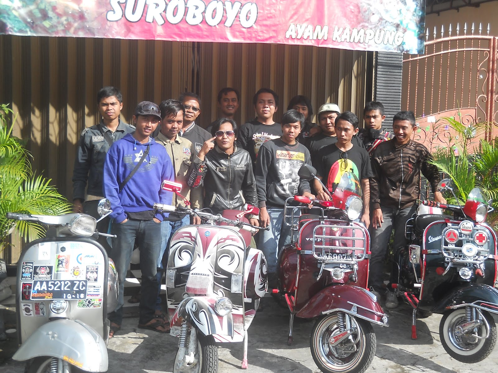 PURWOREJO SCOOTER CLUB