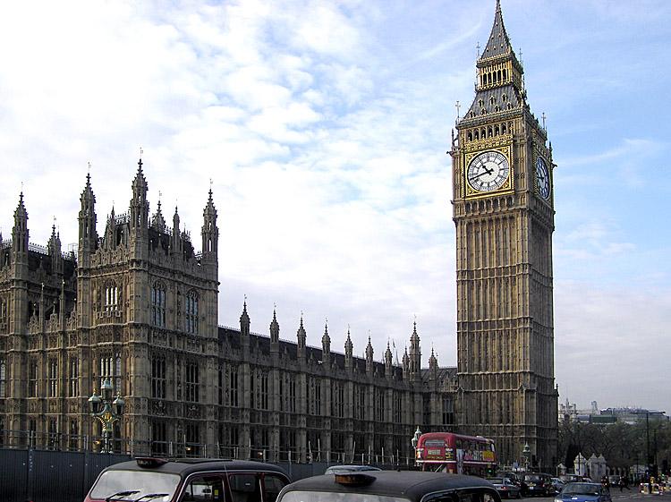 Mengenal big ben di london