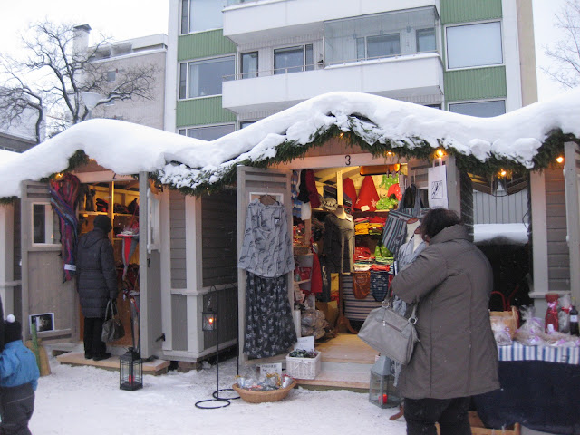 käsityöläisten joulumarkkinat