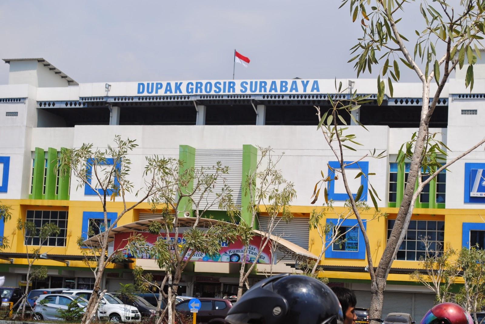 Pasar Grosir Surabaya PGS Dupak Online